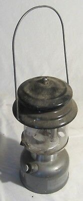 Vintage COLEMAN DUAL FUEL LANTERN -- Model 285-700D -- Two Mantles -- 1995