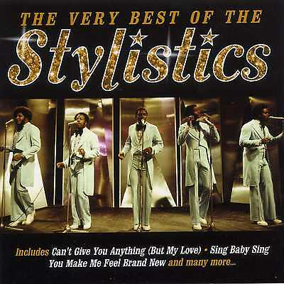 The Stylistics - The Very Best Of - New Cd!!