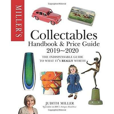 Miller's Collectables Handbook & Price Guide 2019-2020 - Paperback NEW Miller, J