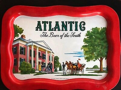 Atlantic The Beer Of The South Tray Charlotte NC - Tough In Condition