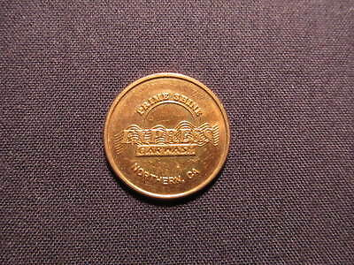 Prime Shine Express Car Wash Token - Northern CA Car Wash Coin - Token Of Our Ap