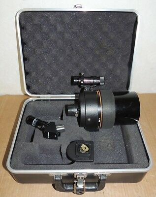 Celestron C90 1000Mm F 11 Mirror Lens With Case And Accessories Telescope