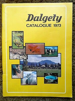 Vintage Dalgety Farm Catalogue 90 Page Mint Condition Rifles  Bikes Chainsaw's
