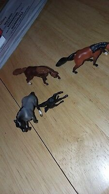 Breyer Mini Whinnies lot of 5!!!!! 2017/2018