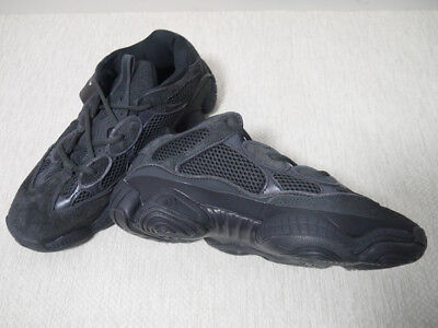 dae709d4b0cc NEW Limited Adidas Yeezy 500 Utility Black F36640 Women s Athletic Shoes  Size 8