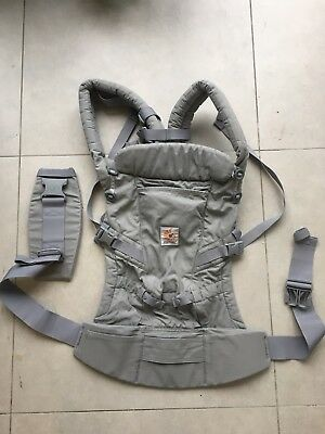 ERGOBABY ADAPT baby carrier In Pearl Grey - in Great condition