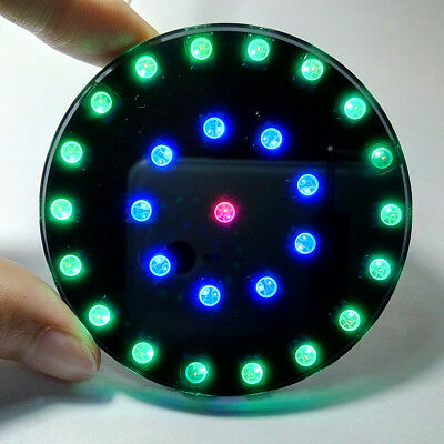 Good 4bit Ws2812b 5050 Rgb Led Full-color Built-in Driving Lights Round Development Board Wide Varieties Integrated Circuits