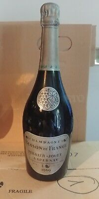 Champagne perrier jouet a epernay 1969