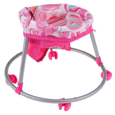 Lifelike Toddler Baby Cradle Swing for Simulation Doll Furniture Toy #2