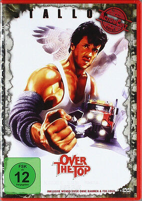 OVER THE TOP Action Cult Uncut SYLVESTER STALLONE  DVD Neu