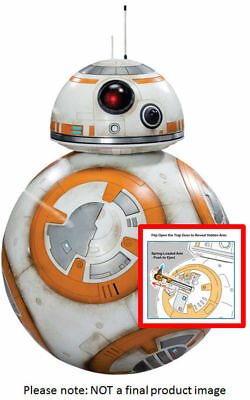 Star Wars Episode VII BB-8 Classic Big Size Deluxe Action Figure Jakks Pacific -