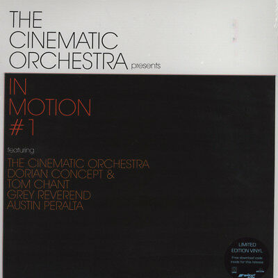 Cinematic Orchestra - In Motion Volume 1 (Vinyl 2LP - 2012 - UK - Original)