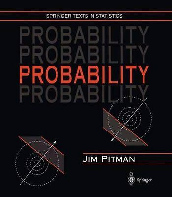 [PDF Version] Springer Texts in Statistics: Probability by Jim Pitman
