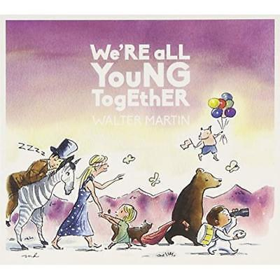 We're All Young Together Martin, Walter Audio CD