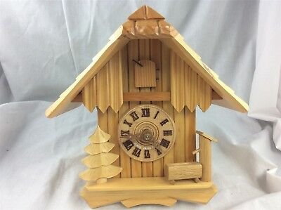 Original Black Forest Cuckoo Clock w Association Certificate of Authenticity NEW
