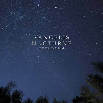 Vangelis - Nocturne (NEW CD ALBUM)