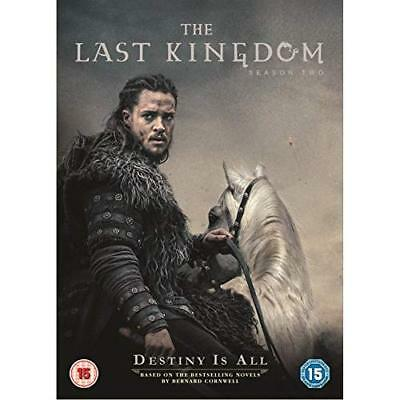 The Last Kingdom: Season 2 [DVD] [2017] DVD