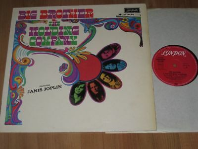 Big Brother & The Holding company feat. Janis Joplin - Same LP 1967 (3)
