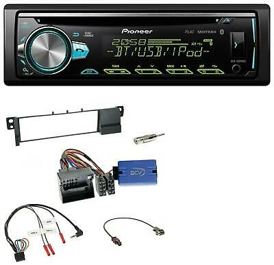 Pioneer Lenkrad MP3 USB CD Bluetooth Autoradio für BMW 3er E46 2001-2007 Quadloc