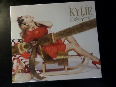 Cd Album + Dvd - Kylie Minogue - Christmas - Deluxe - New And Sealed