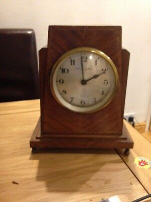 Bulle Art Deco Cased Clock Brevette France Model XC Serial 200404