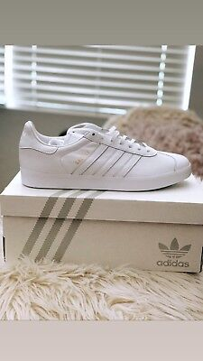 89e7326a34b9 New Mens Adidas Gazelle Leather Sneakers Bb5498-Shoes-Multiple Sizes
