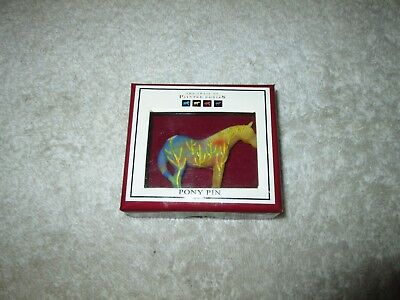 2005 The Trail Of The Painted Ponies Pony Pin