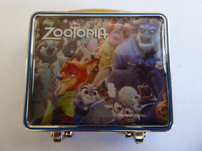 Disney Trading Pin 129121 WDW - Pin Of The Month - Lunch Time Tales - Zootopia