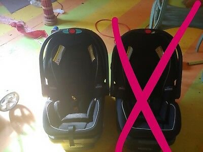 Graco Snuglocl Infant Car Seat With Trueshield technology CASH ONLY