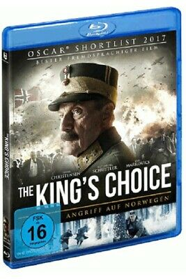 The Kings Choice - Angriff auf Norwegen (Blu-ray Video)