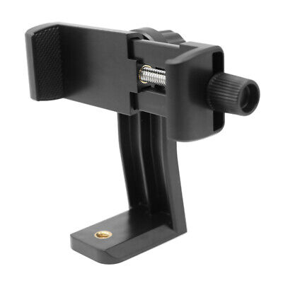Smartphone Tripod Adapter Phone Holder Mount Adjust Clamp for iPhone Samsung bvf