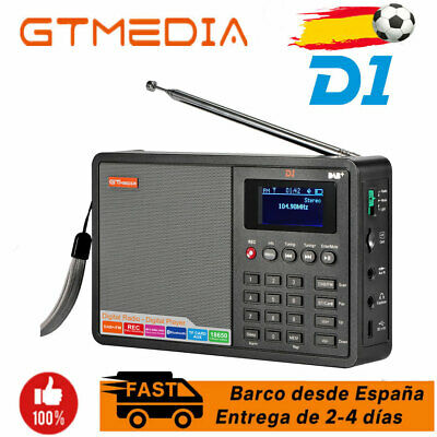 Gtmedia V7 PLUS 1080P Full  HD DVB-S/S2+T/T2 TV Satellite Receiver+WIFI Antenna