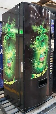 Dixie-Narco Vending Machine for 250ml cans and bottles