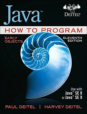 [PDF] Java How to Program, Early Objects 11th Edition
