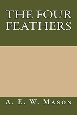The Four Feathers Book The Cheap Fast Free Post