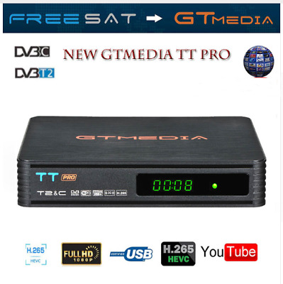GTMEDIA V8 Honor 1080P HD H.265 Built-in WIFI DVB-S2 HDMI TV Satellite Receiver