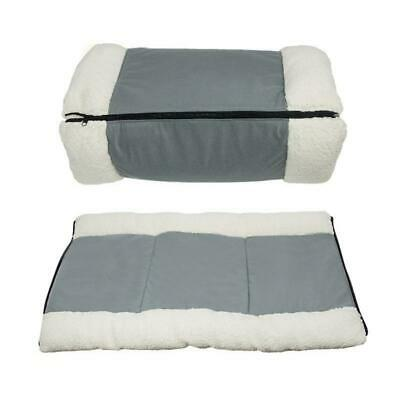 Warm Soft Pet cat tunnel shape bed house Warm Sleeping Bag