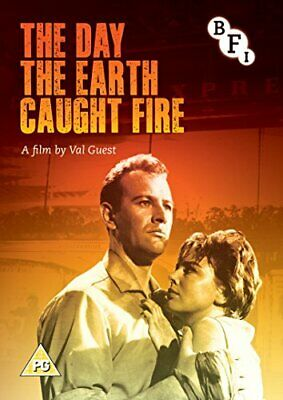 The Day the Earth Caught Fire (DVD) -  CD MEVG The Fast Free Shipping