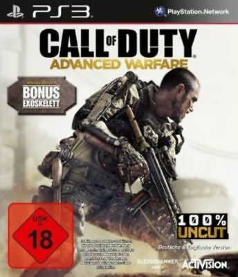 Call of Duty: Advanced Warfare - Special Edition - PS3 (USK18)