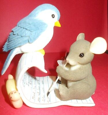 """Charming Tails  """"pen Pals""""  98/269 - Special Edition"""
