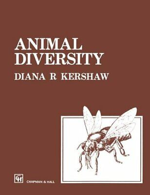Animal Diversity Paperback Book The Fast Free Shipping