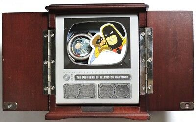 S109. Hanna-Barbera SPACE GHOST Pioneers of Television L/E Fossil Watch (1996)
