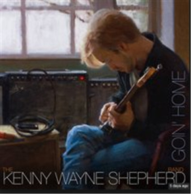 The Kenny Wayne Shepherd Band-Goin' Home (Deluxe Edition) CD NEW