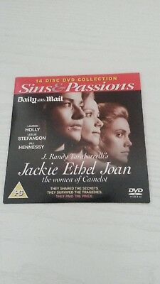 JACKIE ETHEL JOAN the women of Camelot. SINS & PASSIONS COLLECTION DVD PROMO