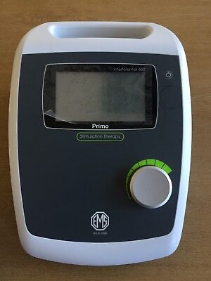 Ex Demo EMS Primo 960 Therapy Unit - Interferential Physiotherapy Rehabilitation
