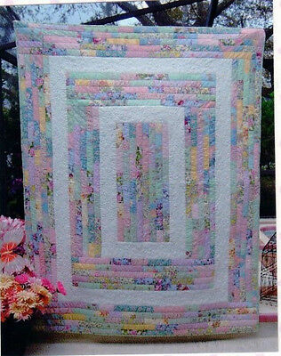 Scrappy Modern Boston Common QUILT FABRIC  KIT  #3