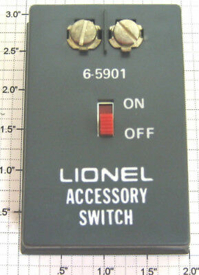Lionel 6-5901 Accessory On/Off Switch