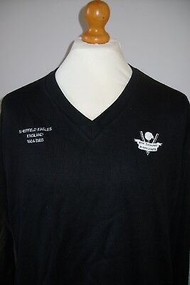 Xxl Sheffield Eagles England 1984-1985/ New Zealand Rugby League Sweater
