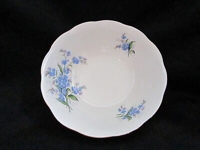 Royal Albert  - FORGET ME NOT - Soup or Cereal Bowl