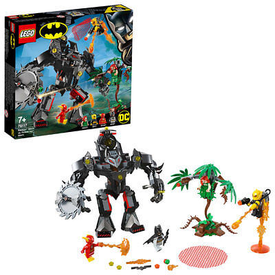 LEGO ® 76117 minifigs-Super Heroes-sh551-Firefly